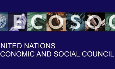 Συμβουλευτική Ιδιότητα στο ECOSOC