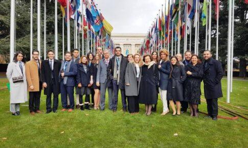 Με ελληνική συμμετοχή η Εβδομάδα Ειρήνης στον Ο.Η.Ε.