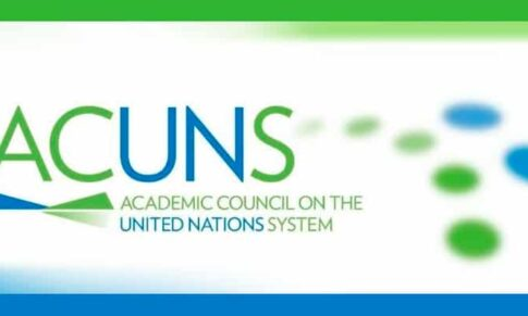 Ο Ε.Ο.Π.Ε. μέλος του Academic Council on the United Nations System