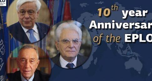 Συμμετοχή Προέδρου ΕΟΠΕ στην επέτειο ίδρυσης του ΕPLO