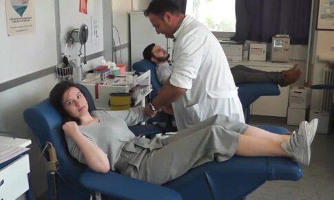 Δράσεις, ενημέρωση, ευαισθητοποίηση – Εθελοντική Αιμοδοσία