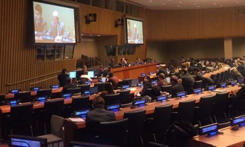 Δεκτές γραπτή και προφορική τοποθέτηση στον ΟΗΕ