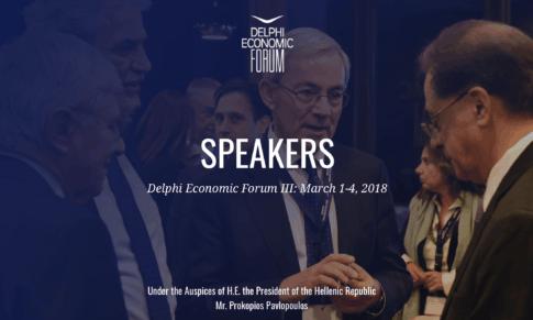 Συμμετοχή ΕΟΠΕ στο Delphi Economic Forum