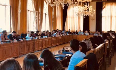 Προσομοίωση Περιφερειακού Συμβουλίου Κρήτη 2018