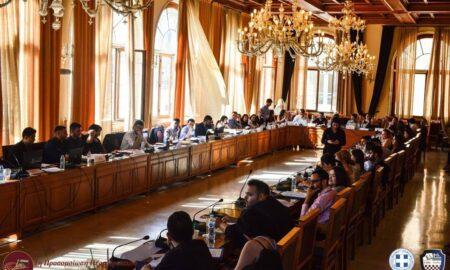 Προσομοιώσεις Περιφερειακού Συμβουλίου 2016 – Κρήτη και Κομοτηνή