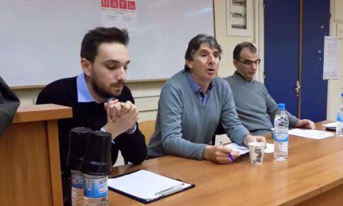 ΔΤ – Εκδήλωση Θεσσαλονίκης (16/12/2015)
