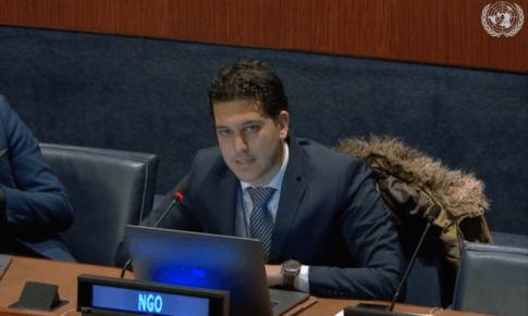 ΕΟΠΕ – ΟΗΕ 57η Σύνοδος Κοινωνικής Ανάπτυξης