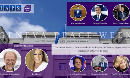 Geneva Peace Week 2020