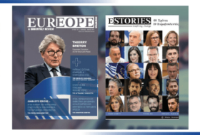 EUREOPE Magazine – 3o Τεύχος